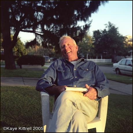 C.L. Hagar, Pacific Palisades, CA 2005 by Kaye Kittrell