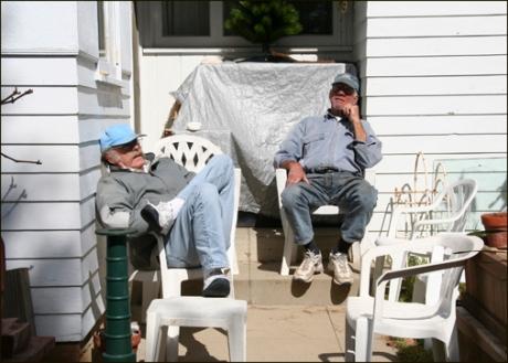 C.L. Hagar & Dennis Toth, Pacific Palisades, CA 2006