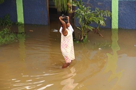 CHCH Flood waters